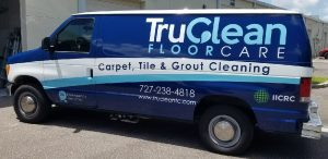 Peoria Vehicle Wraps Vehicle Wrap Tru Clean 300x146