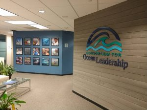 Carefree Custom Signs indoor lobby dimensional acrylic logo office 300x225
